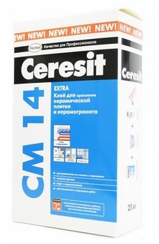 Ceresit СМ14 Extra клей