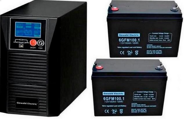 ИБП и аккумуляторы для циркуляционных насосов