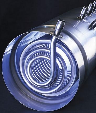 Покрытие бака водонагревателя