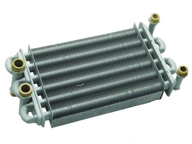 Битермический и раздельный теплообменник Кожухотрубный испаритель Alfa Laval DM2-225-2 Кызыл