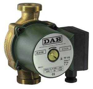 Насос DAB VS для отопления