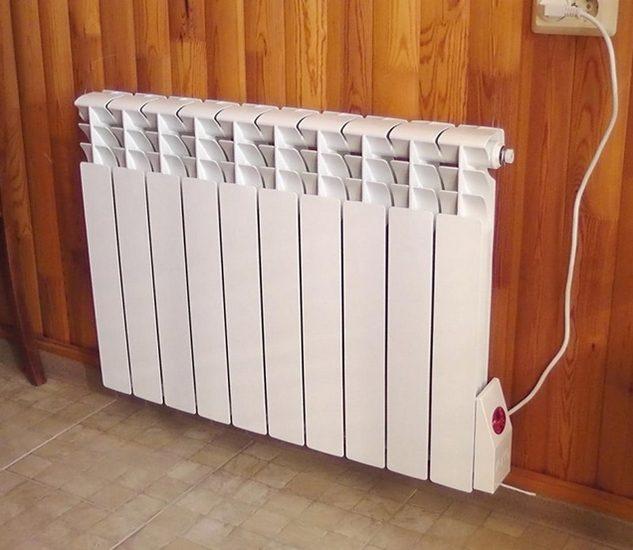 Настенный электрический конвектор