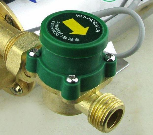 Реле протока воды устройство принцип работы подключение и регулировка