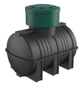 Подземная топливная емкость DT 1000 литров