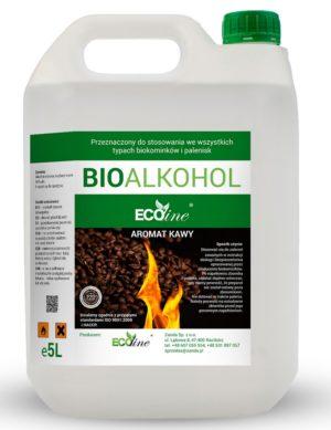 Biopaliwo Biokominek Bioetanol Kawa PZH