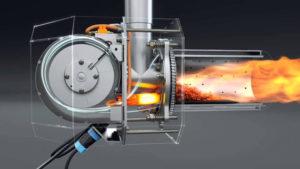 Функция электрического розжига