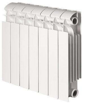 биметаллический радиатор Global Style Plus 500