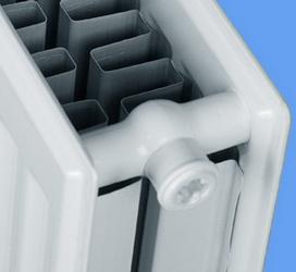Двухпанельный стальной радиатор