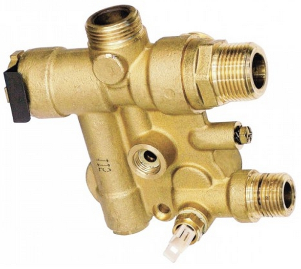 Смесительный клапан котла Baxi