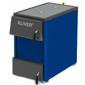 Твердотопливный котел KLIVER-25П на торфе