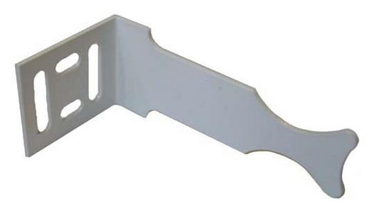 Универсальный кронштейн для радиатора