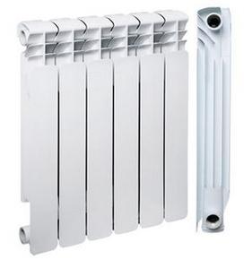 Алюминиевый радиатор отопления Lammin PREMIUM AL