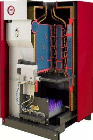 Газовый напольный котел Лемакс Лидер-25