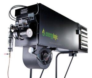 Тепловая пушка на отработанном масле EnergyLogic EL 200H-S
