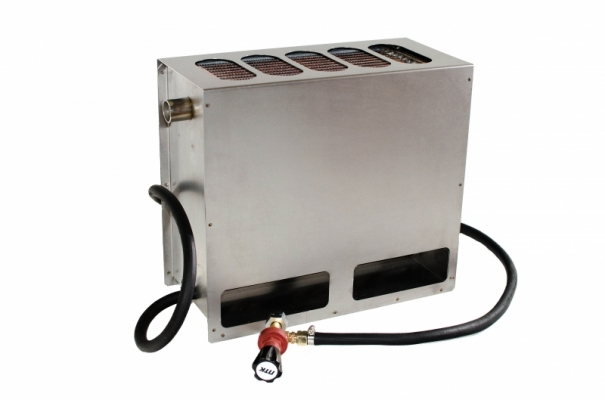 Водонагреватель газовый MAGMA для бассейна