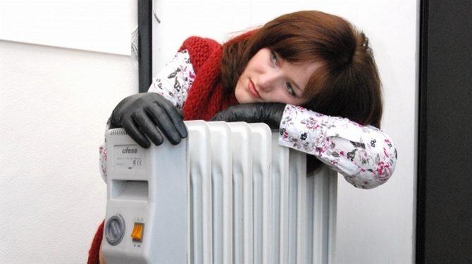Масляный радиатор для отопления