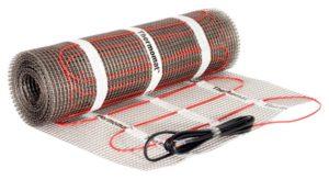 Плёночный кабельный мат для тёплого пола