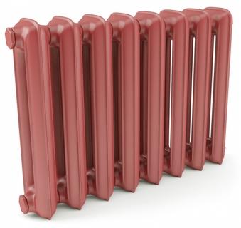 Чугунный радиатор отопления МС 140