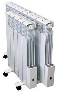 Напольный электрический радиатор