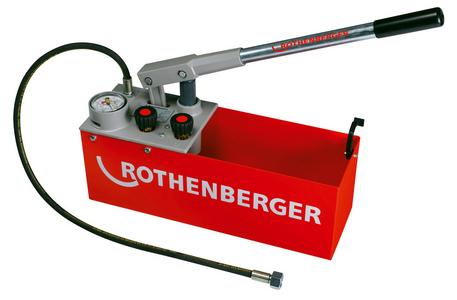 Ручной испытательный насос Rohenberger RP50-S
