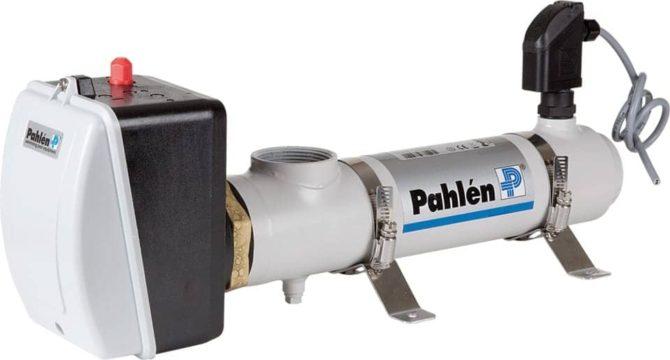 Электронагреватель Pahlen с датчиком давления 12 кВт