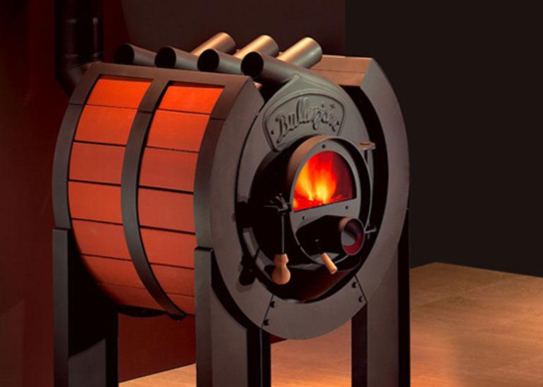 Печь отопления Бренеран — особенности и отзывы