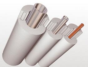 Утеплитель для труб отопления из пенопласта