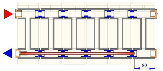 Принцип работы удлинителя потока для радиатора отопления