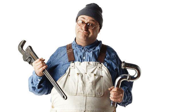 Специалист с инструментом