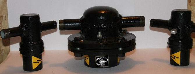 Электрокотлы Скорпион для дома