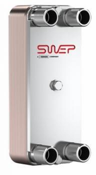 """Теплообменник SWEP M10Hx40/1P-CSN-S 4x1"""""""