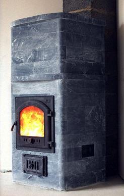 Печь-камин Талькофф