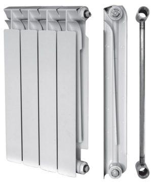 Биметаллическая батарея Tenrad BM