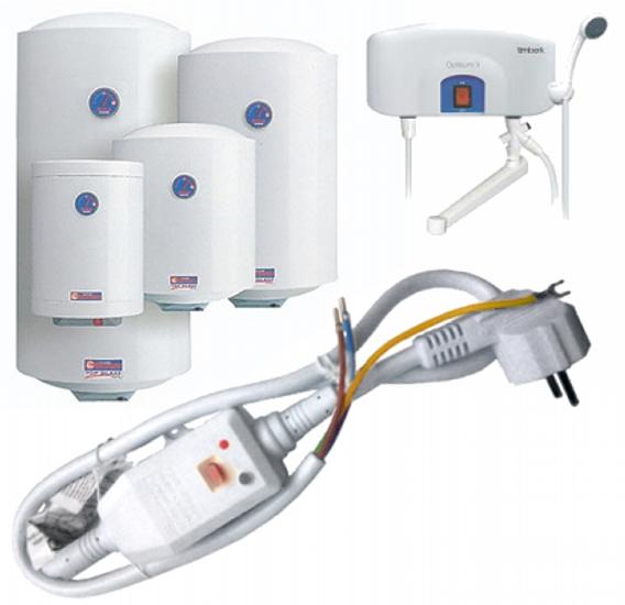 УЗО для водонагревателей