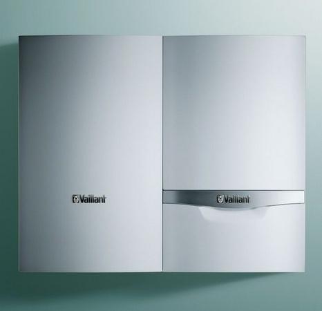 Настенный стальной водонагреватель послойного нагрева емкостью 72 литра