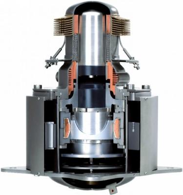 Двигатель Стирлинга в котле Висман Витотвин